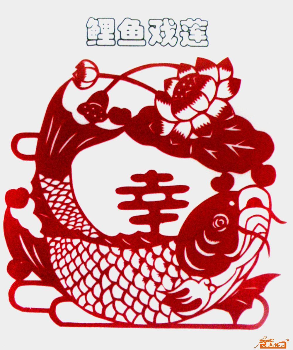 中国剪纸名家任爱国期权艺术收藏